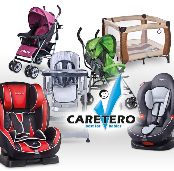Artykuły dla dzieci Caretero