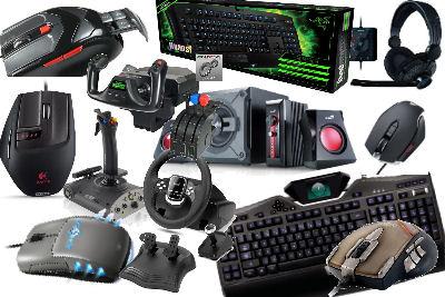 Akcesoria dla graczy PC